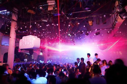 Zouk Club - Singapore