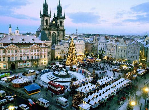 Češka - Page 2 Prague-Winter