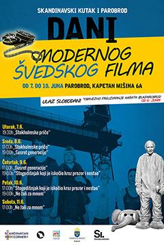 Dani savremenog švedskog filma