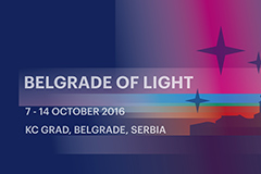 Beograd svetlosti - Spektri