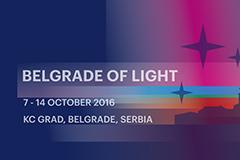 Beograd svetlosti - Svetlucanje