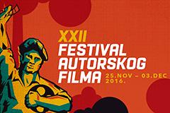 XXII Festival autorskog filma