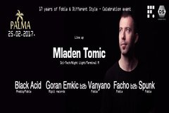 Fobia & DS birthday with Mladen Tomic & friends