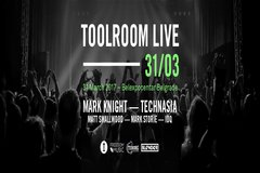 Toolroom live u Blenderu