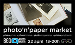 Belgrade Photo Market: Photo n Paper market