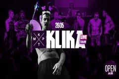 KLIKA Live u dvorištu KPTM-a