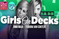 Girls On Decks