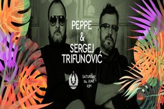 Peppe & Sergej Trifunović