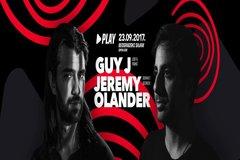 Guy J & Jeremy Olander