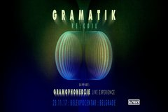 Blender proudly presents Gramatik