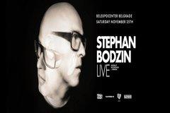 Blender ❊ Stephan Bodzin live