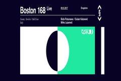 Boston 168 LIVE