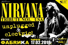 NIRVANA TRIBUTE (Boston - USA)