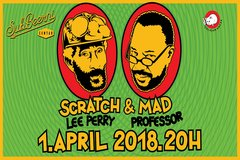 Lee Scratch Perry & Mad Professor LIVE