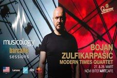 Bojan Z - Modern Times Quartet