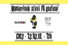 1O godina Mamurlooka!