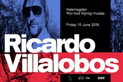 Blender presents Ricardo Villalobos