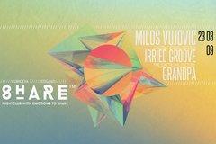 Milos Vujovic :: Irried Groove & Grandpa