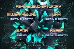 Psychedelic Saturday