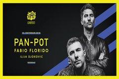 Lovefest Fire w. Pan-Pot & Fabio Florido
