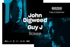 John Digweed i Guy J