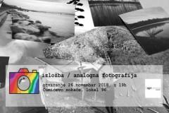 Analogna fotografija