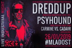 DreDDup :: Psyhound :: Carmine VS Cadavr