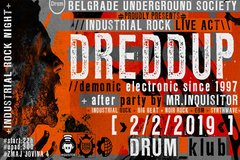 DreDDup - live + Dark Party