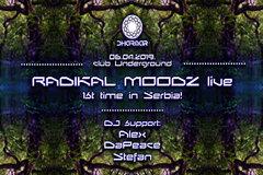 Radikal Moodz Live