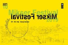 Mikser festival 2019 : Cirkuliši!