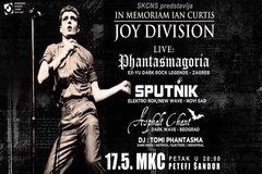 Joy Division night in memoriam Ian Curtis