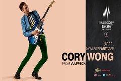 Cory Wong from Vulfpeck