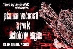 TAKEN by NOiSE #002 mini fest
