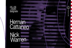 Hernan Cattaneo vs Nick Warren