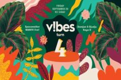 VIBES ~ turn ~ FOUR