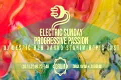 Electric Sunday - Progresive Passion