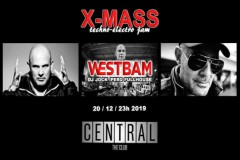 WestBam at X-Mass ElectroTechno Jam