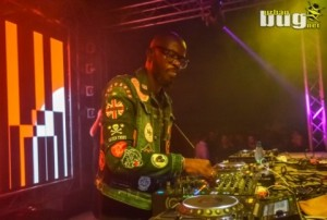 Black Coffee @ Hangar