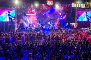 Prvo polufinale + Dub Pistols + Hladno Pivo @ Demofest 2016