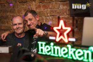 Eddie Richards & Lale @ Mladost