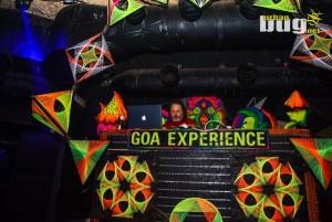 GOA Experience XVI @ Andergraund