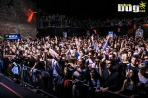 TEN WALLS Live! @ Barutana