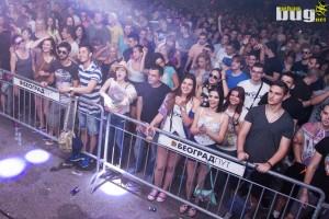 14-SHARAM :: KSF - Happy Life dan 2. @ Kalemegdan | Belgrade | NightLife | Kalemegdan Summer Festival