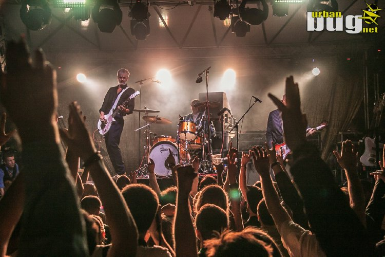 35-TriggerFinger @ Barutana | Beograd | Nocni Zivot | Koncert | Rock and Roll