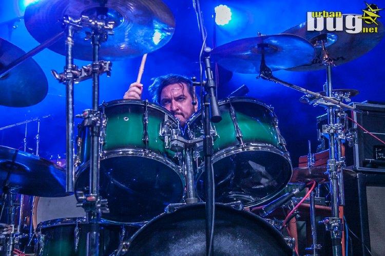 02-TriggerFinger @ Barutana | Beograd | Nocni Zivot | Koncert | Rock and Roll