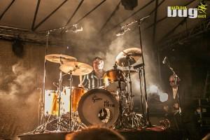 43-TriggerFinger @ Barutana | Beograd | Nocni Zivot | Koncert | Rock and Roll