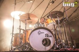 13-TriggerFinger @ Barutana | Beograd | Nocni Zivot | Koncert | Rock and Roll