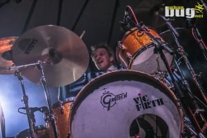 19-TriggerFinger @ Barutana | Beograd | Nocni Zivot | Koncert | Rock and Roll