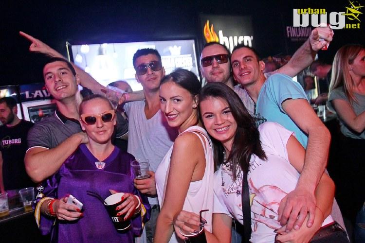 17-UMEK @ BelExpoCentar   Belgrade   Nightlife   Techno Party