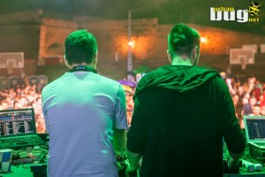 10-KSF Topljenje :: BOOKA SHADE @ Kalemegdan | Beograd | Srbija | Open Air Festival